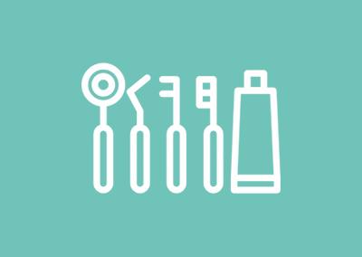 Prophylaxe – Die professionelle Zahnreinigung