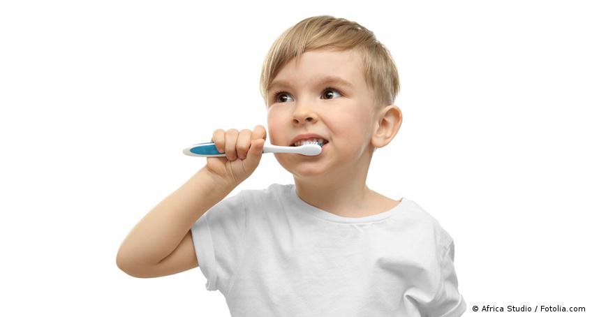 Zahngesundheit bei Kleinkindern
